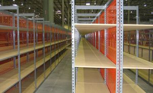 Industrial Shelving Systems Utilized By A number of Industries