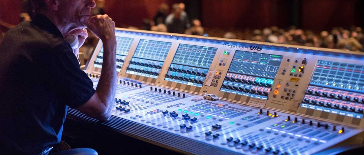 Career In Broadcasting: All About Becoming An Audio Technician!