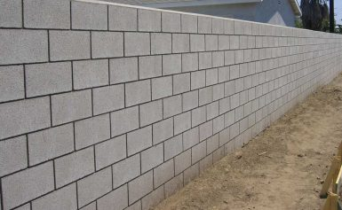 Get the Finest Blocks for your Wall Construction Needs