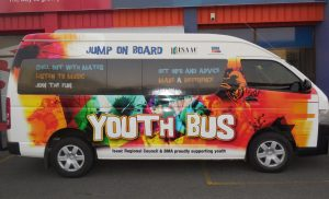 Reasons to choose Bus Ads for the Sticker printing services