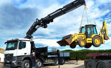 Utilising Lifting Gear for Transport Solutions