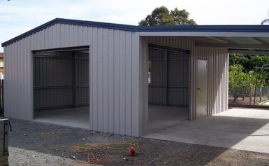 Constructing Steel Sheds And Garages: Benefits, Hiring A Contractor And More!