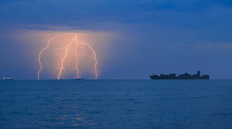 Why Invest in Codar for Marine Lightning Protection System