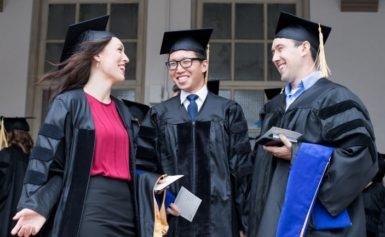How to Get From Commencement to a Career