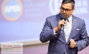 Why Invest in Jerome Joseph for Motivational Speaker Needs