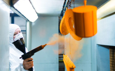 The Benefits of Powder Coating