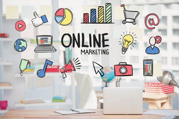 Which means of Online Marketing