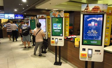 Self-Service Kiosk: Intelligent And A Time-Saving Machine For Every Day Chores